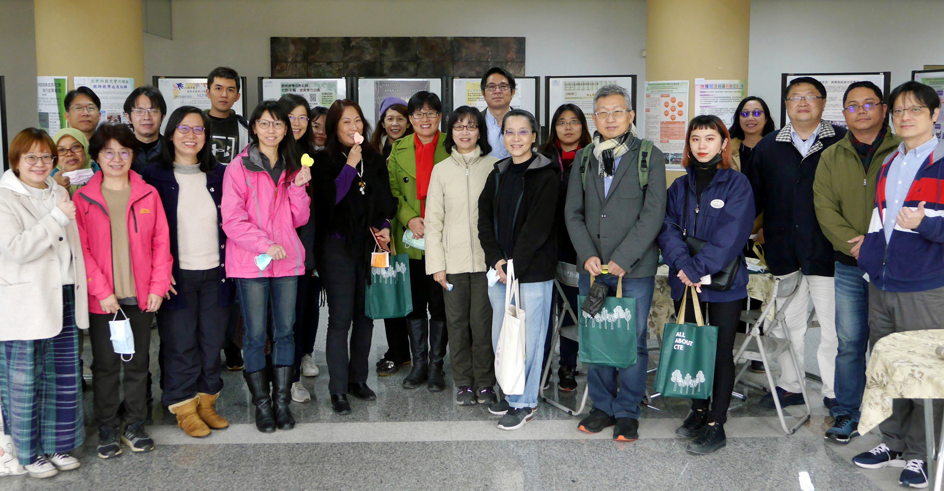 教卓中心創新跨域教學 - 東華教師展現豐碩成果-社群